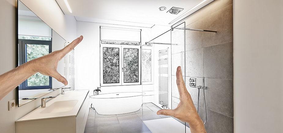 God planering viktigt för en lyckad lägenhetsrenovering
