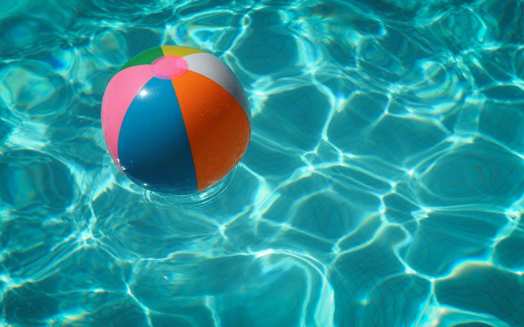 Se till att din pool är säker från start