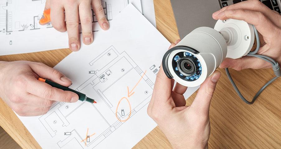 Verisure Cameras – Appen för din övervakningskamera